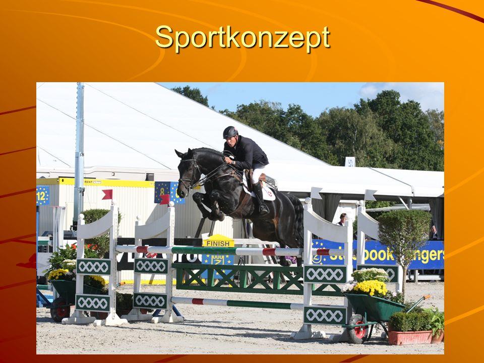 Ziel Talentierte Pferde fördern Den Weg für den anspruchsvollen Sport zu öffnen Qualität und den Ausbildungsstand der Pferde im Vergleich zu sichten.
