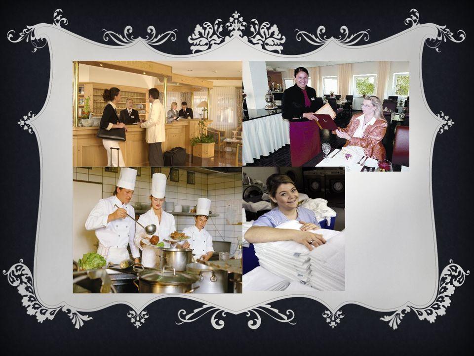 WEITERBILDUNG Man kann eine Zweit-Lehre machen als Koch/Köchin oder als Restaurationsfachmann / frau machen.