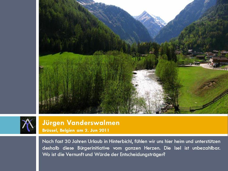 Es ist die großartige Umgebung, die Osttirol Lebens- und Urlaubswert macht.