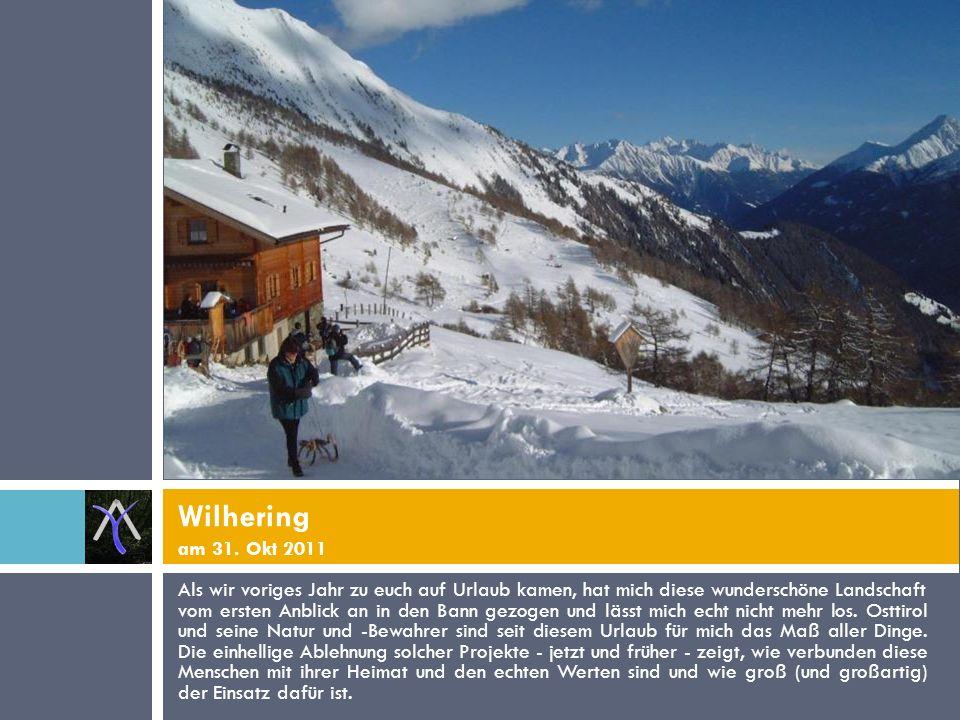 Für mich gehören die Umbalfälle und der Gletscherbach zum Hohe Tauen Nationalpark dazu.