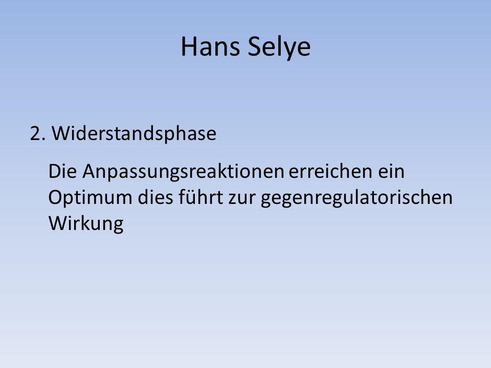 Hans Selye 2.