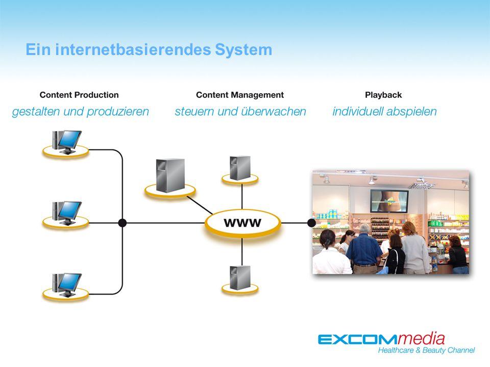Ein internetbasierendes System