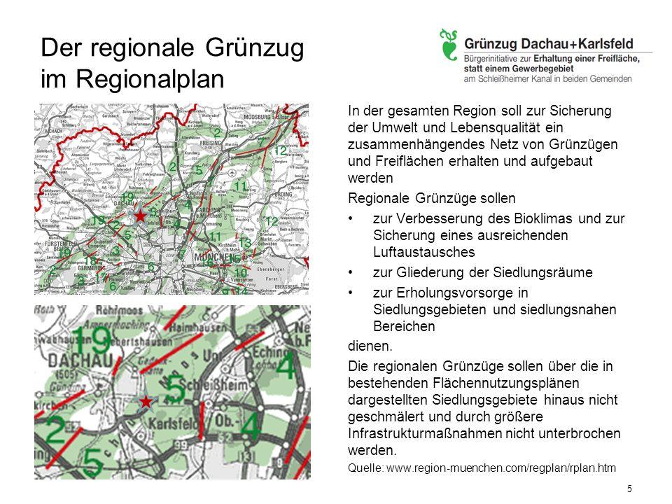 Verkehr Der gesamte Bereich Schleißheimer-, Bajuwaren und Alte Römerstraße ist heute schon überlastet (Verkehr von und zum Gewerbegebiet Schwarzer Graben).
