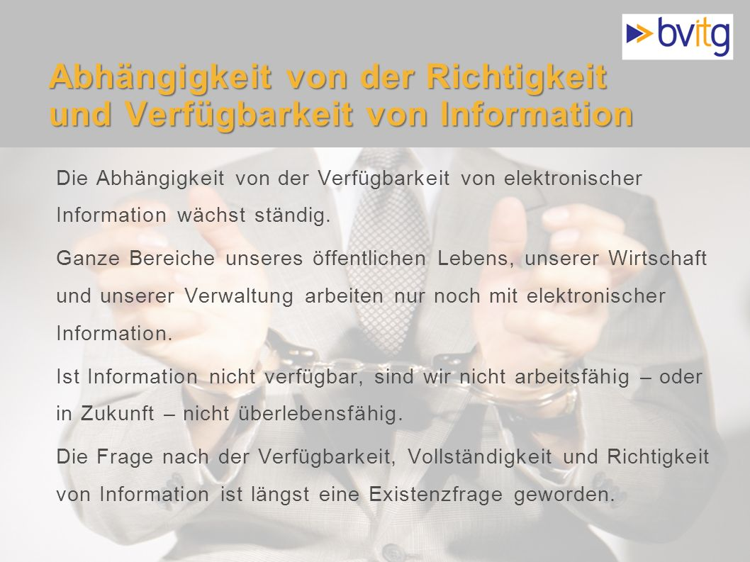 66 Use Case Klinikum Braunschweig Langzeitarchivierung im DMI Rechenzentrum mit Revisionsdiensten Vergabe von qualifizierten Zeitstempeln Verschlüsselung mit Kundenschlüssel (öffentlicher Schlüssel), Entschlüsselung mit dem privaten Schlüssel des Klinikums Regelmäßige Resignatur/ Neuverschlüsselung Speicherung auf WORM Datenträgern (z.Zt.