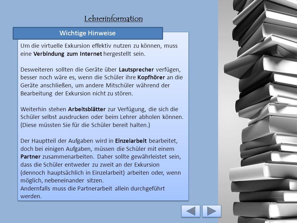 Lehrerinformation Klassenstufe: 5/6 Zeitbedarf: 135 Min. = 3 Unterrichtsstunden Lehrplan Sekundarschule Sachsen-Anhalt: Kompetenzschwerpunkt: Ein Land