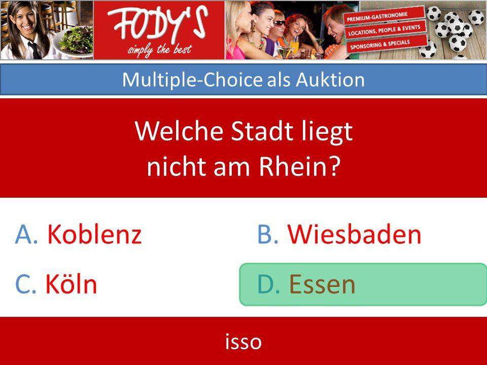 Fritz!-Frage - Multiple-Choice Woran glaubt ein Monotheist.