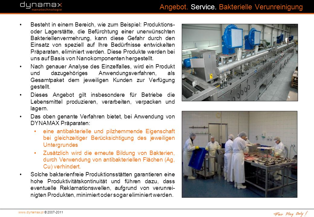 www.dynamax.pl © 2007-2011 Angebot.Service.