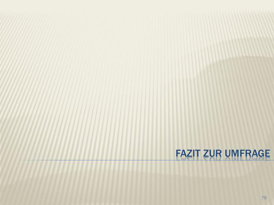 78 SEB Eltern - Umfrage 2011 /2012 - Auswertung
