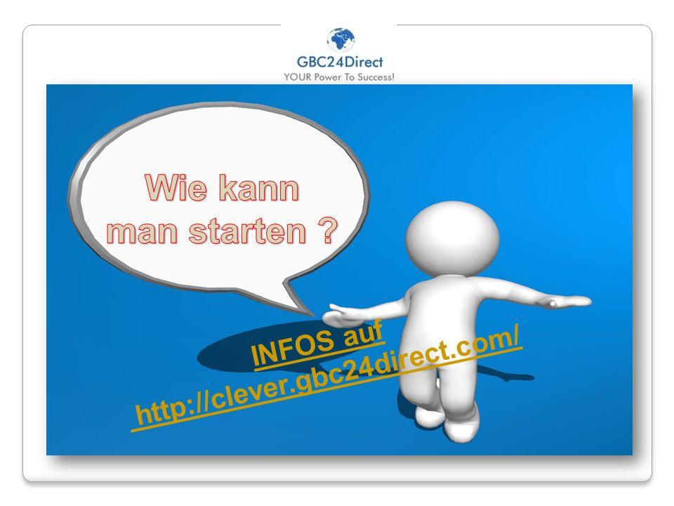 INFOS auf http://clever.gbc24direct.com/