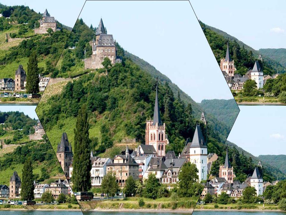 Recorriendo el valle del Rin