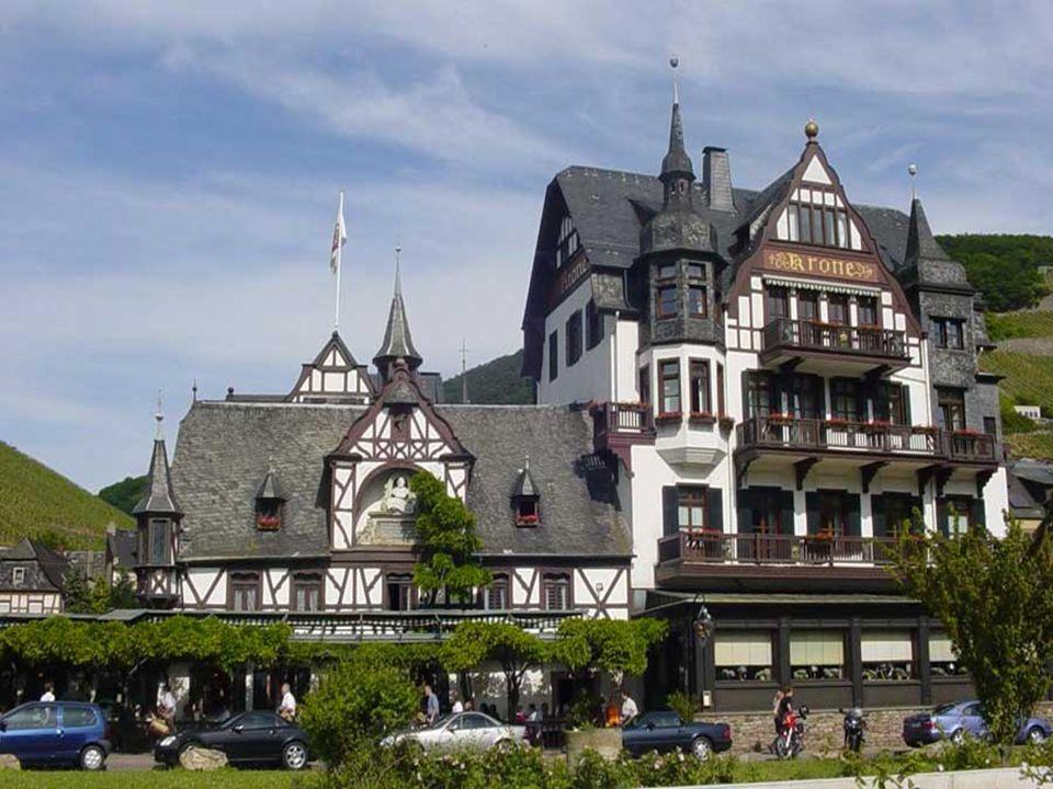 Bingen ist nach Hildegard von Bingen benannt. Sie war die erste Ärztin, Biologin und Feministin im mittelalterlichen Europa.