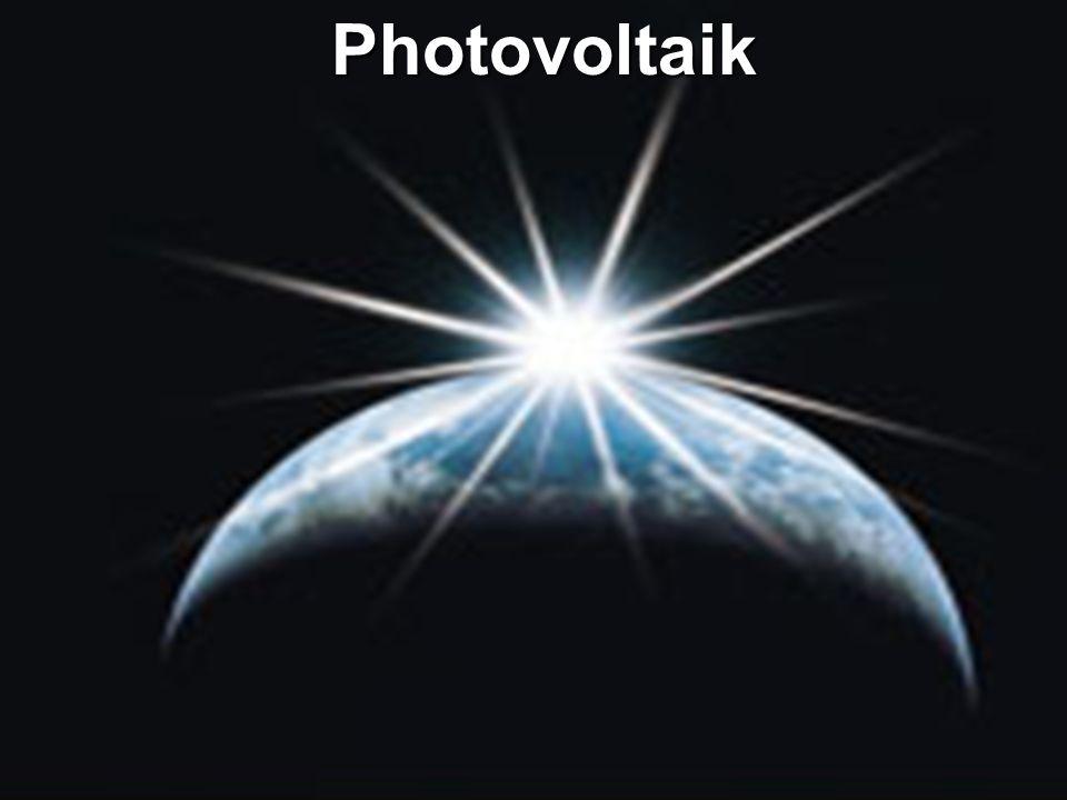 Präsentation von Katharina – Madlene Kraft Schwerpunkt Photovoltaik Photovoltaik