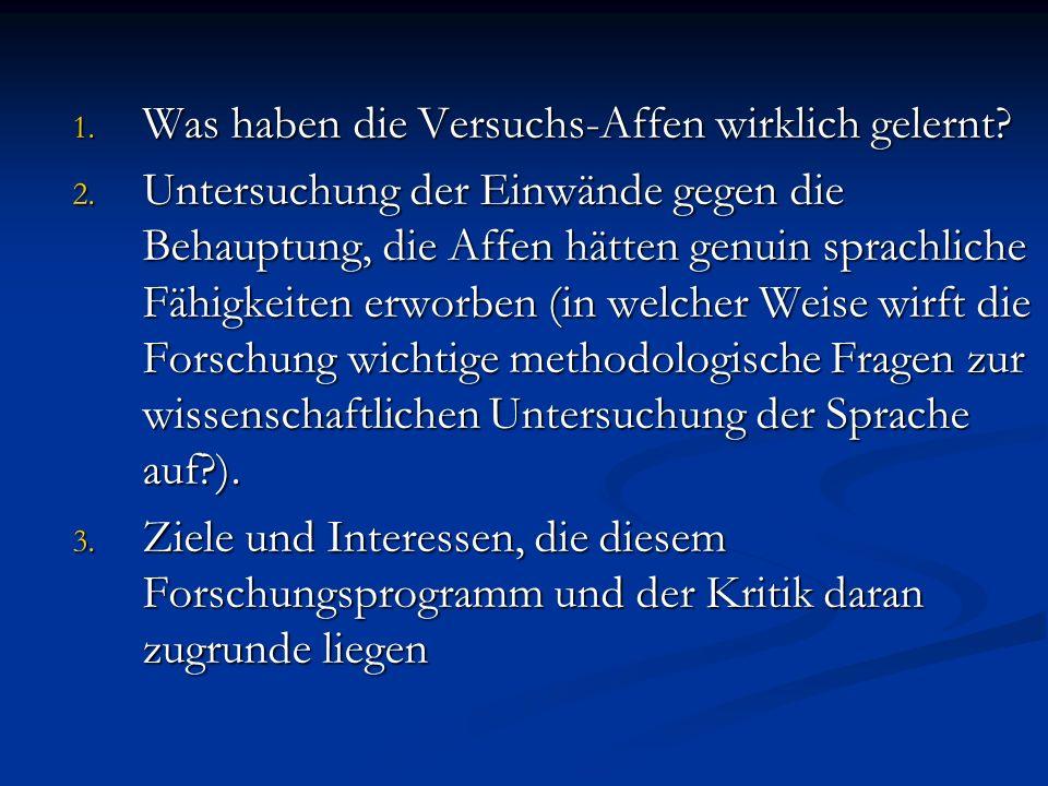 Descartes Einfluss auf die Debatte, S.317/318 Descartes Einfluss auf die Debatte, S.