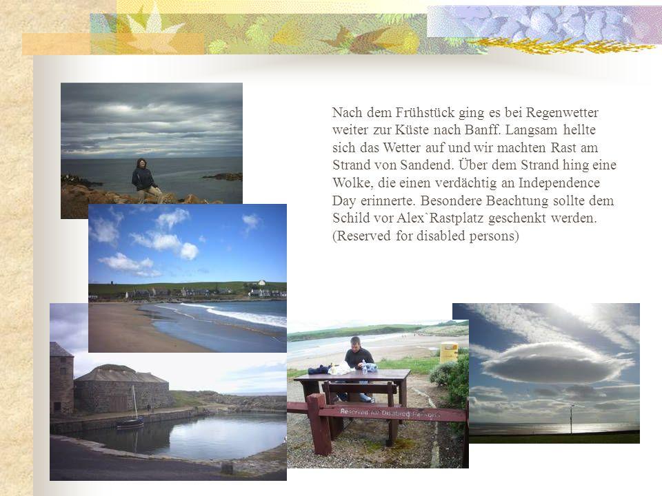 nach Nairn von Aberdeen