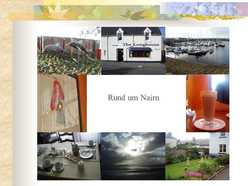 Die Strathisla Destille in Keith wurde 1786 gegründet und ist somit die älteste Destille in den Highlands.