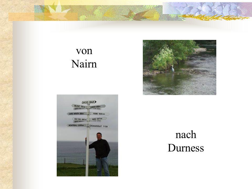 Rund um Nairn