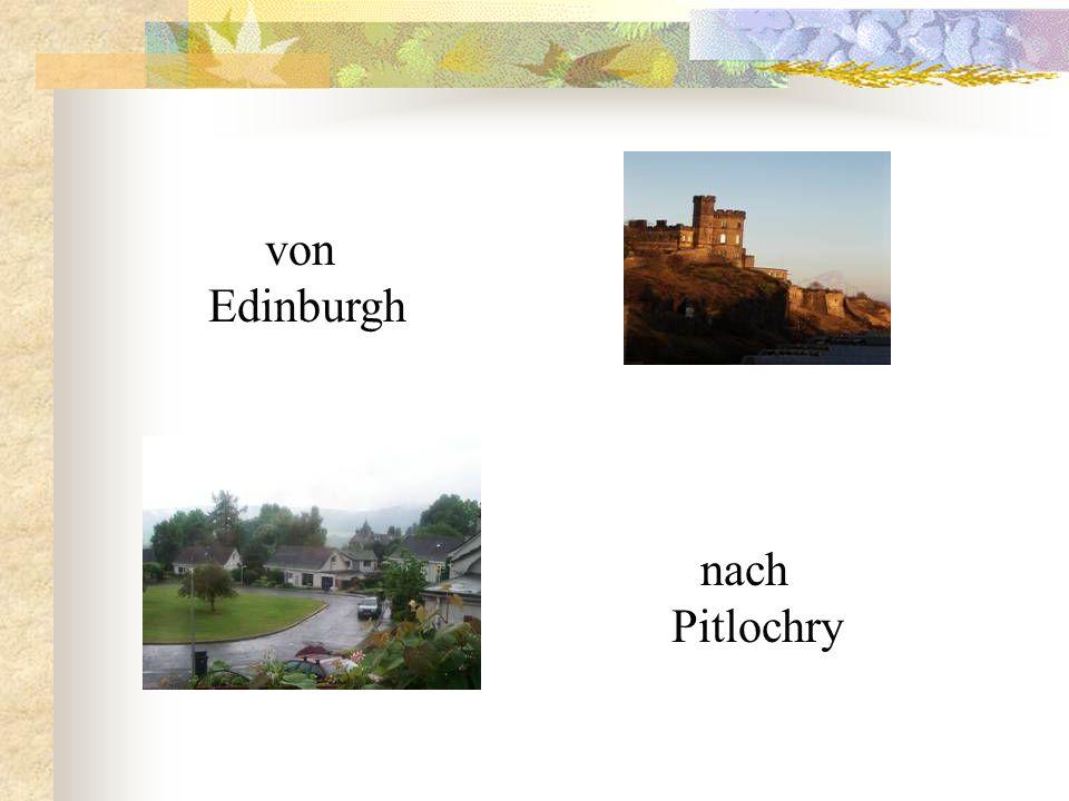 Im Sommer 2004 waren wir, Alex und Flela, auf großer Schottlandreise.