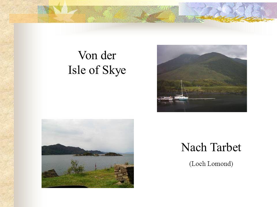 Die Isle of Skye bietet eine Vielzahl von unvergesslichen Eindrücken.