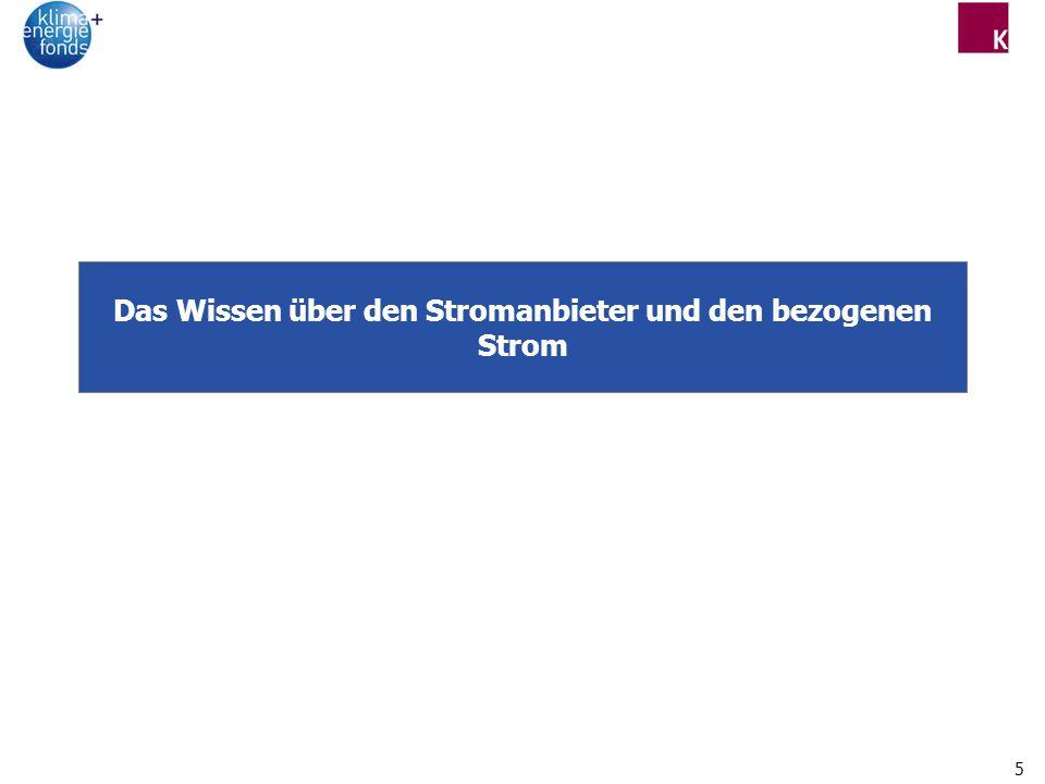 6 Man kennt zwar den Stromanbieter … der ganz normale Anbieter die ganz normalen Wiener E- Werke niederösterreichische Stromversorgung Man kennt meist den Stromanbieter.