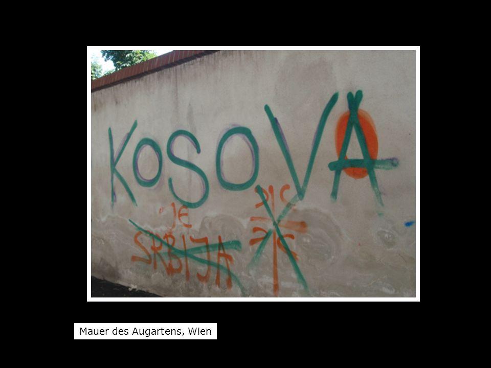 Mauer des Augartens, Wien
