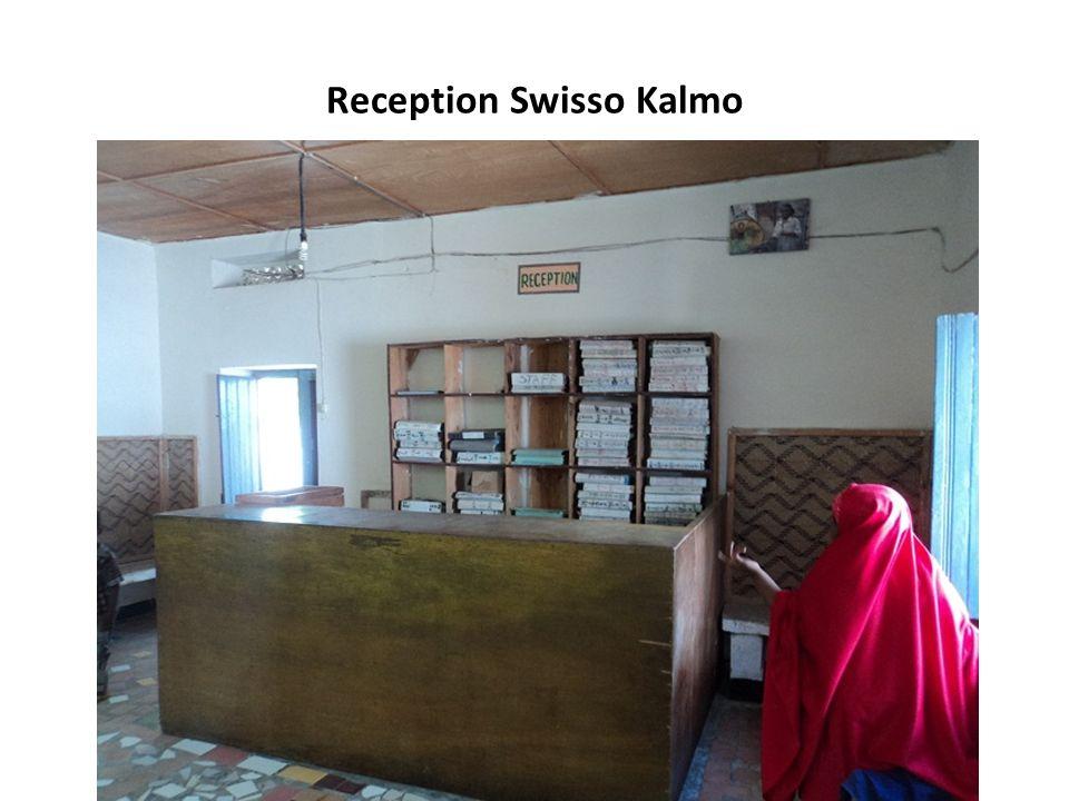 Reception Swisso Kalmo