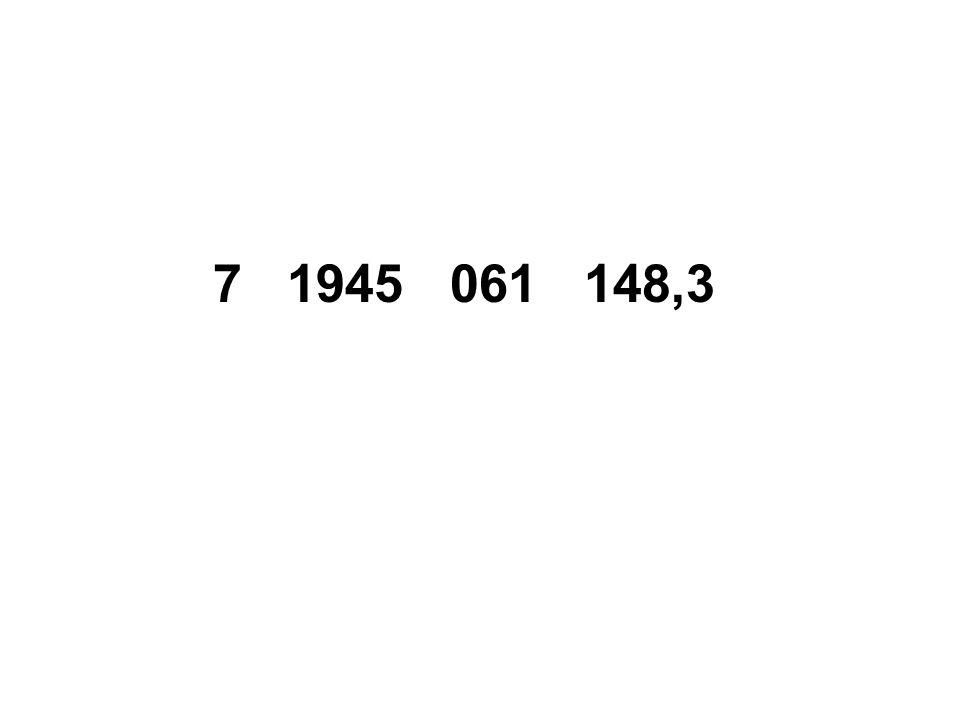 7 1945 061 148,3