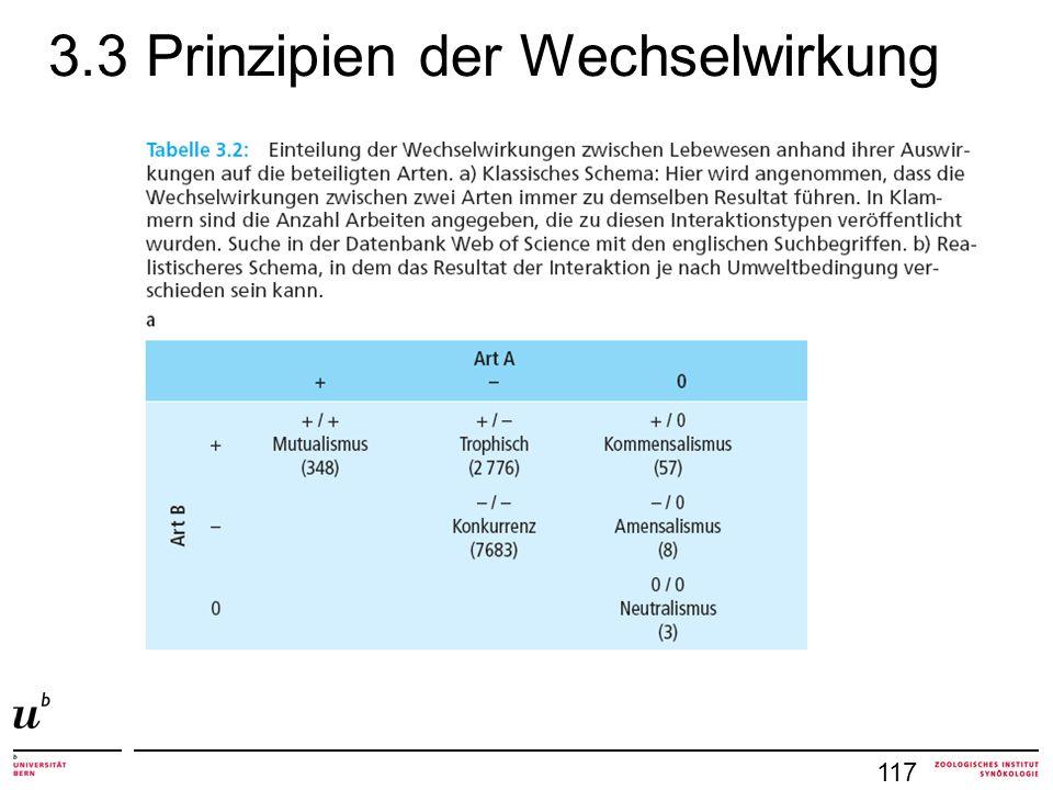 3.3 Prinzipien der Wechselwirkung 117