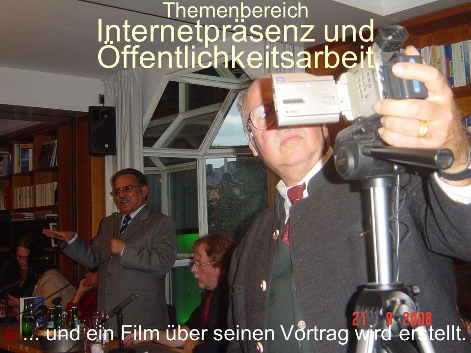 Themenbereich Internetpräsenz und Öffentlichkeitsarbeit... erhält den Deutsch-Nepal Freundschaftspin