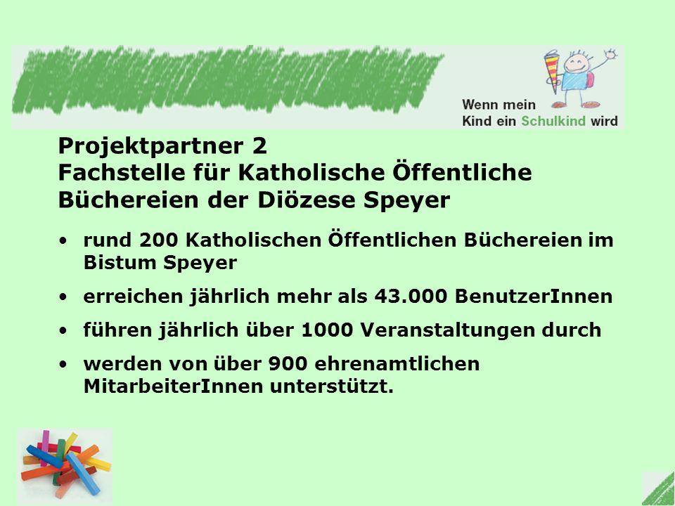 Projektrahmen Projektzeitraum: 01.04.2006 bis 31.05.2007 Förderung durch das Ministerium für Bildung, Wissenschaft, Jugend und Kultur Rheinland-Pfalz