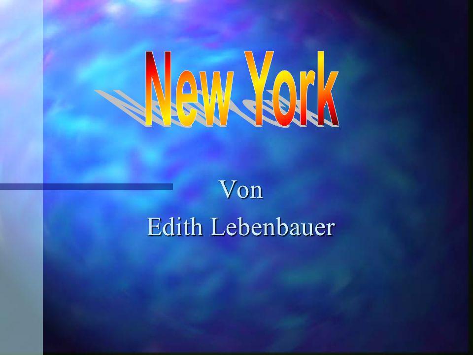 Von Edith Lebenbauer
