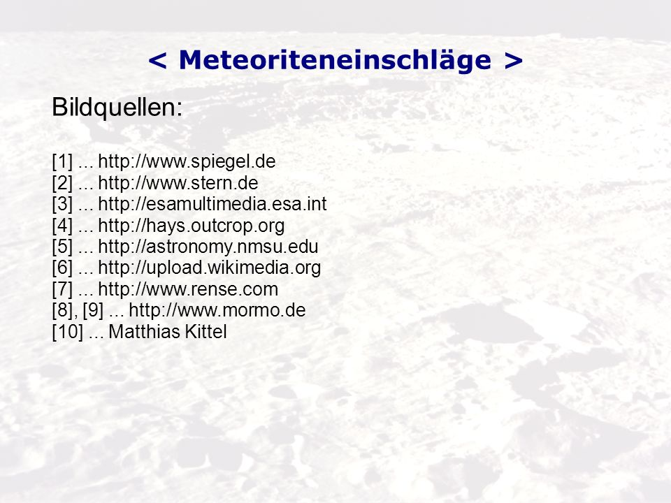 Bildquellen: [1]...http://www.spiegel.de [2]... http://www.stern.de [3]...