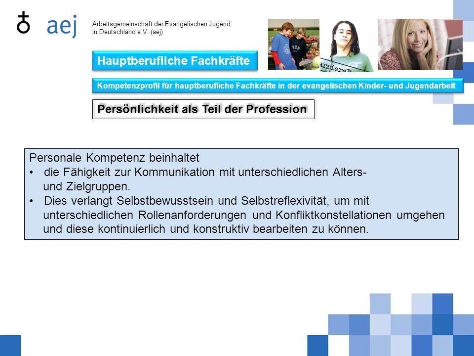 Arbeitsgemeinschaft der Evangelischen Jugend in Deutschland e.V.