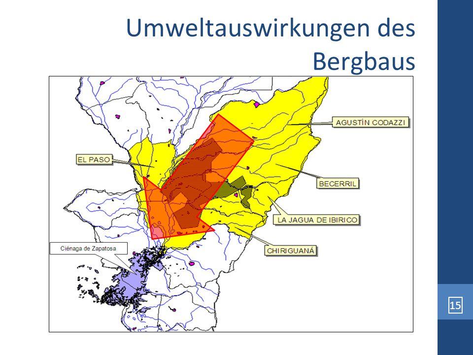 15 Umweltauswirkungen des Bergbaus
