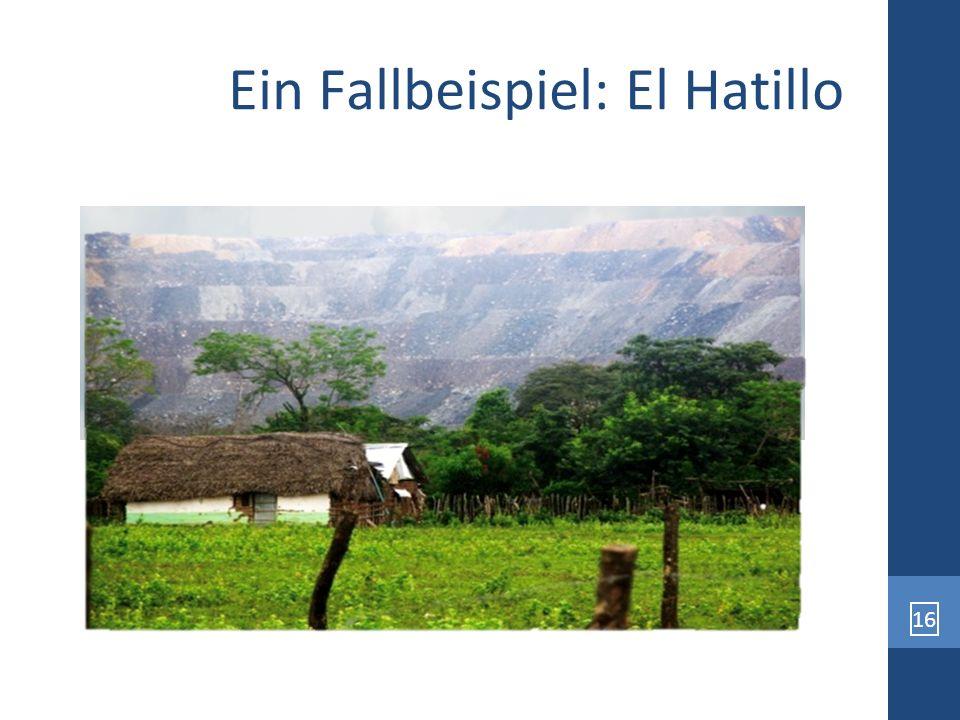 16 Ein Fallbeispiel: El Hatillo