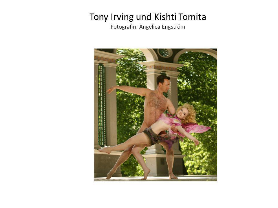 Tony Irving und Kishti Tomita Fotografin: Angelica Engström