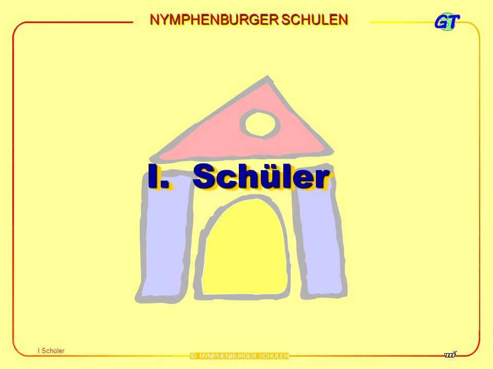 NYMPHENBURGER SCHULEN © NYMPHENBURGER SCHULEN II Lehrer II. Lehrer