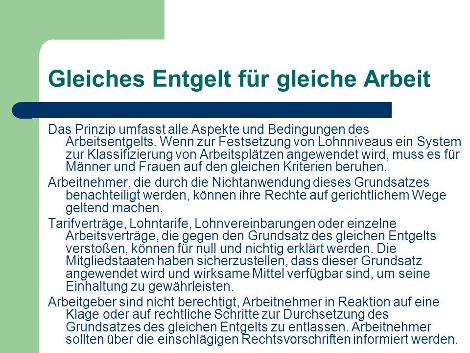 Rechtssachen Richards (C-423/04 – 27.April 2006) Mc Kenna (C-191/03 – 8.