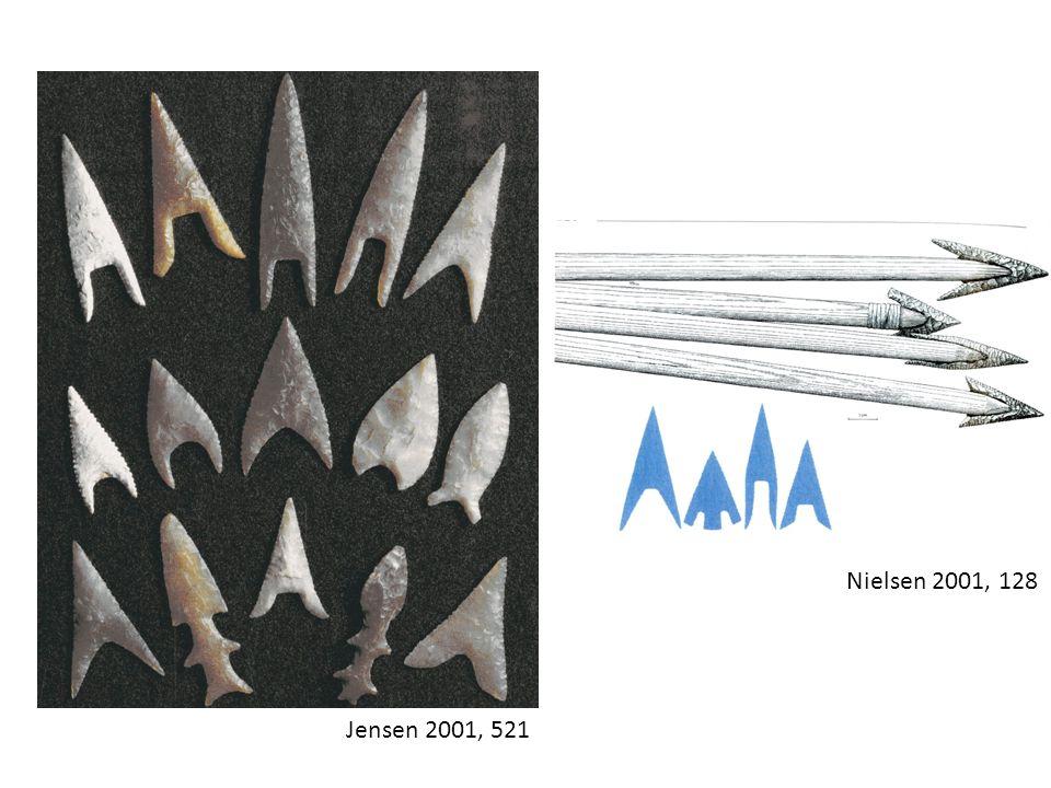 Nielsen 2001, 128 Jensen 2001, 521