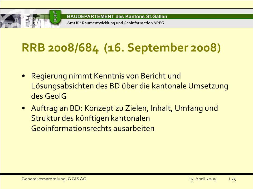 RRB 2008/684 (16.