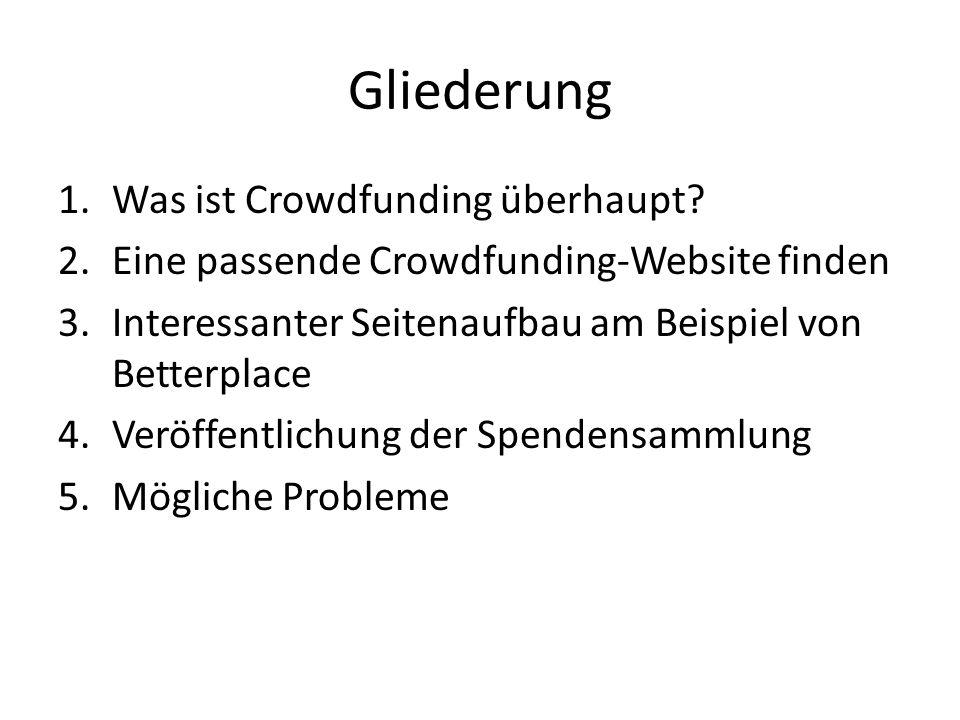 1.Was ist Crowdfunding überhaupt.