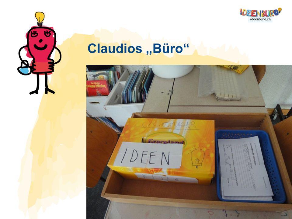 Claudios Büro