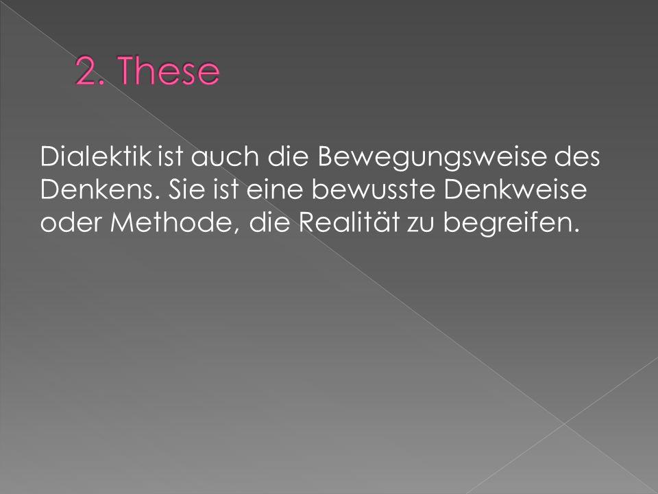Dialektik im 18.und 19.