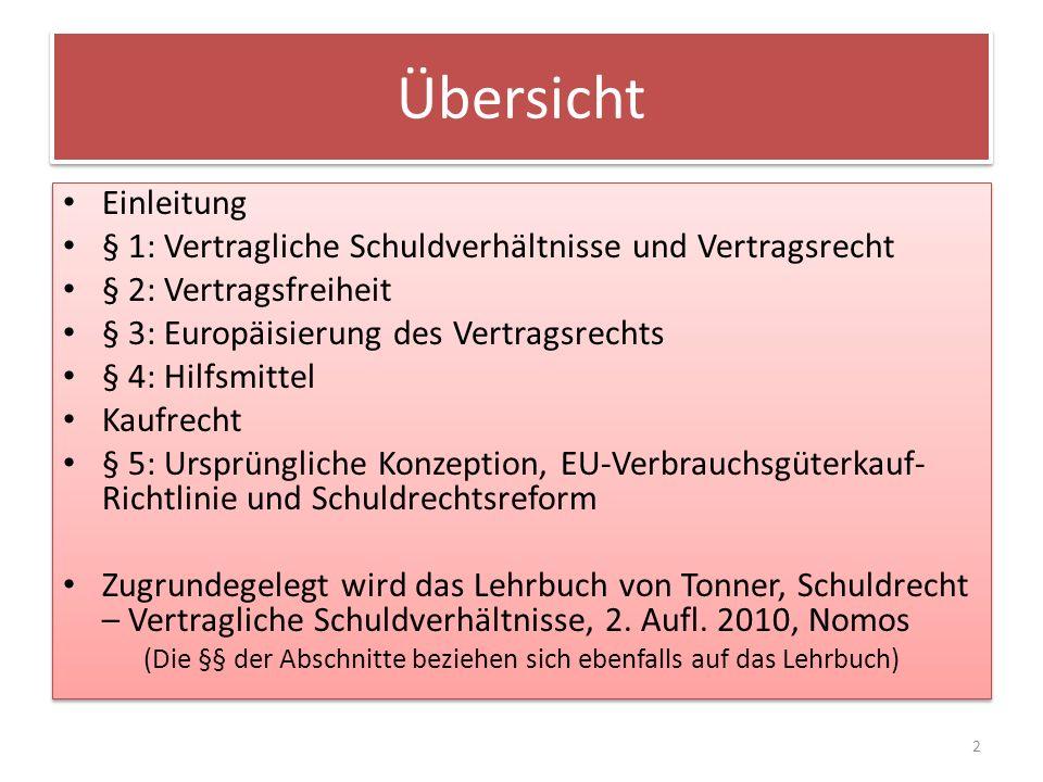§ 11: Verbrauchsgüterkauf Anwendungsbereich (§ 474) - persönlicher: b2c (§§ 13, 14) - sachlicher: bewegliche Sachen, d.h.