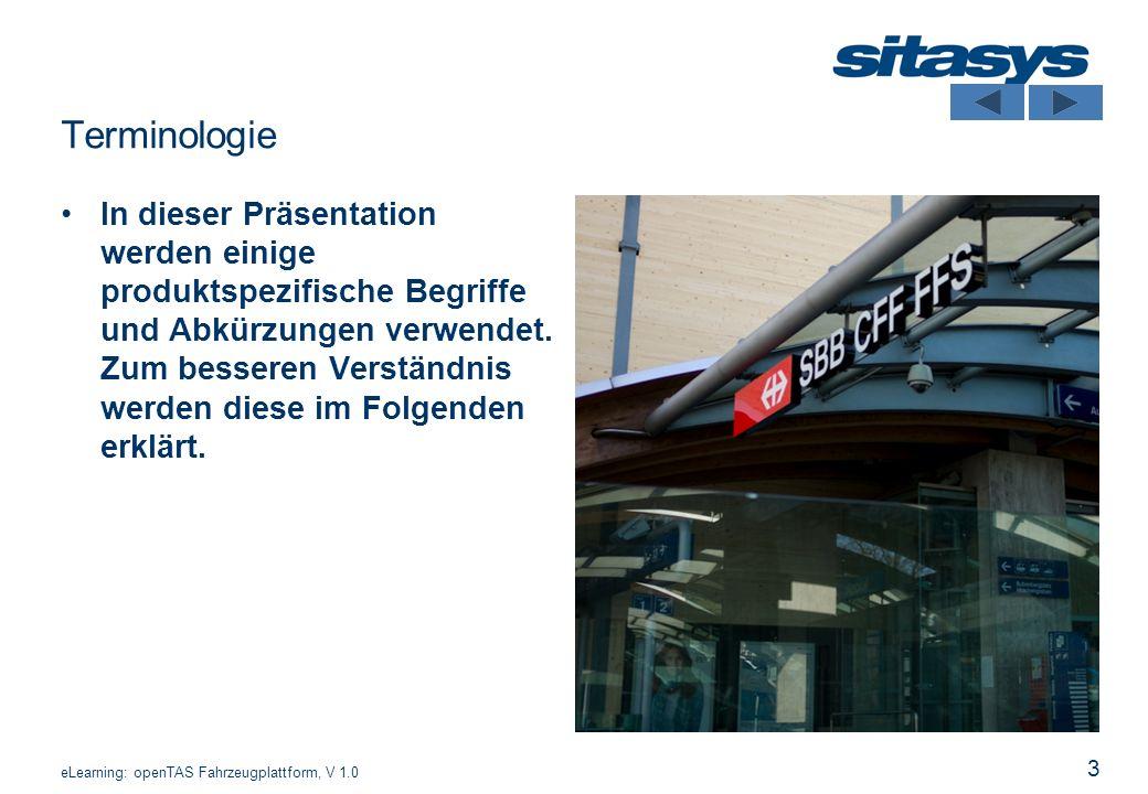 24 Thank you! eLearning: openTAS Fahrzeugplattform, V 1.0