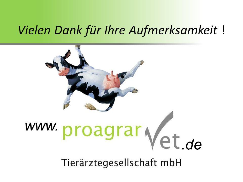 www..de Vielen Dank für Ihre Aufmerksamkeit !