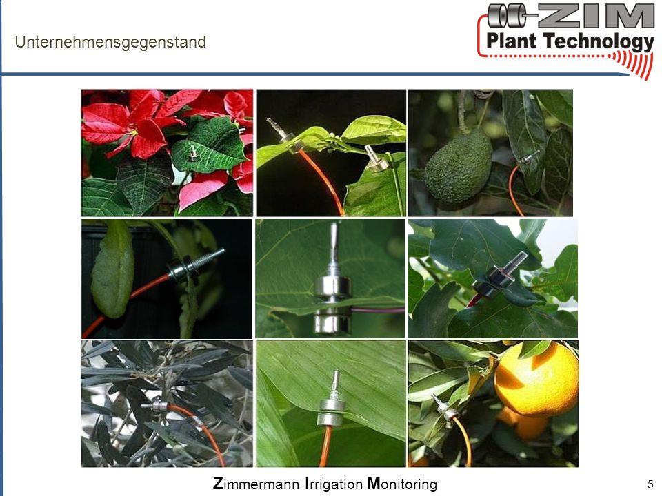 Verbundforschung Forschungsverbund zwischen ZIM Plant Technology und der Hochschule für nachhaltige Entwicklung Eberswalde (Projektleiter Prof.Dr.
