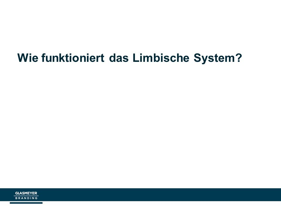 Neuro-Marketing -Limbic -4M Branding -The limbic Cube -Grünes Marketing -diverse Systeme mit 3, 4 oder 6 Kategorien