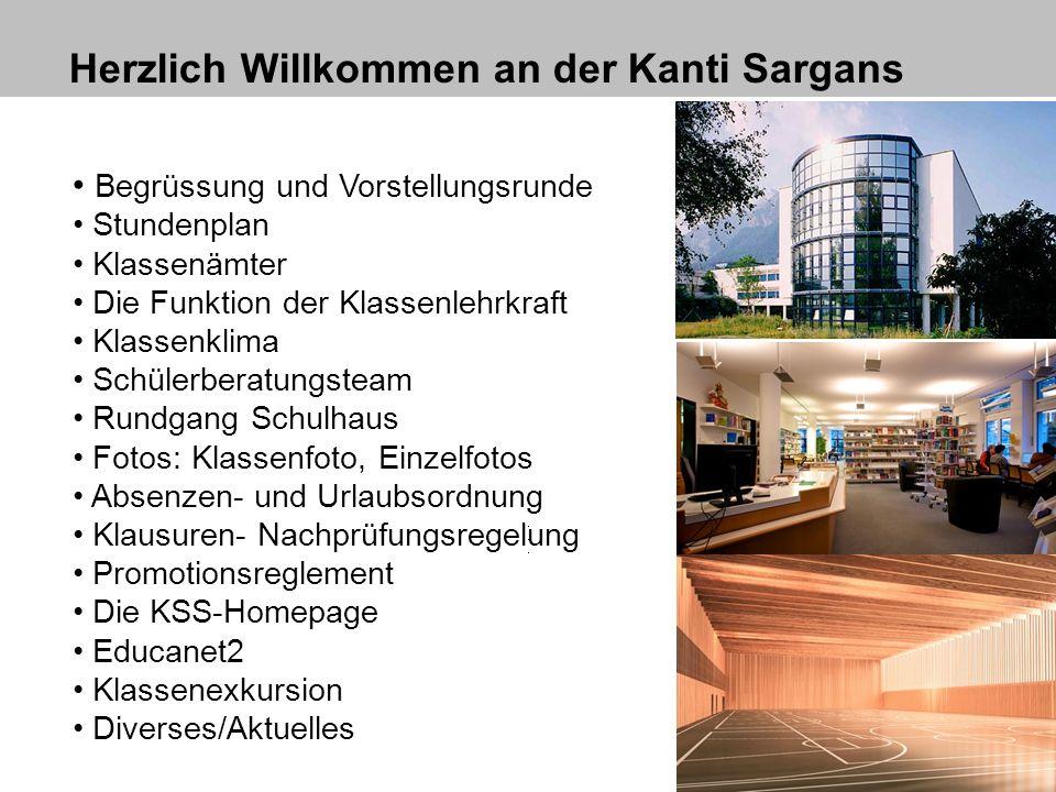 Weiteres für den KL Vgl.Dokumente unter Klassenlehrer auf der Homepage der KSS Vgl.