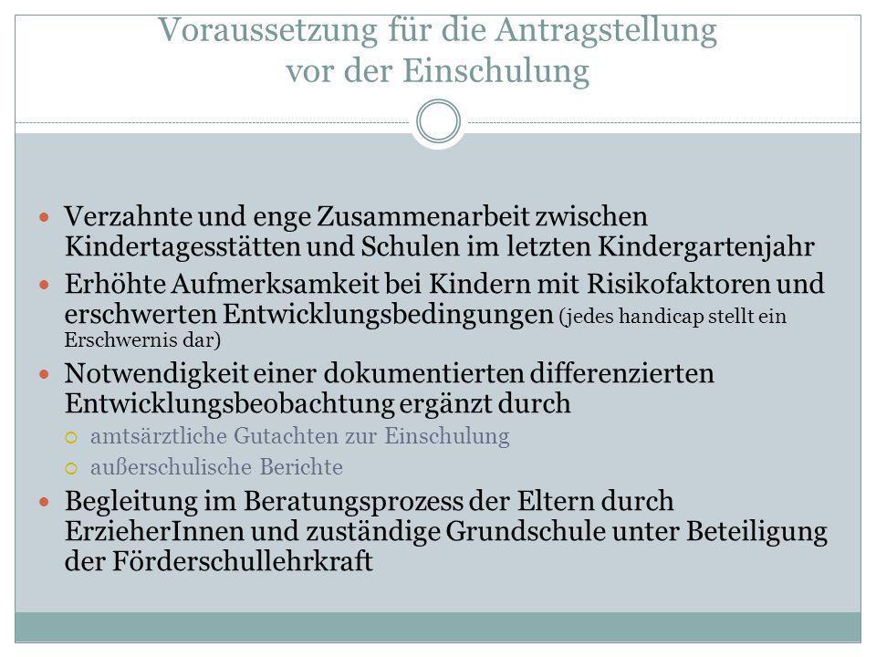 Inhalte der Förderkommission Erörterung des Fördergutachtens (und ggf.