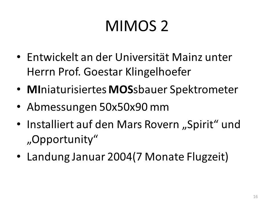 http://marsrover.nasa.gov/mission/images/ rover1_detail_500.jpg (Stand 9.12.13) 17